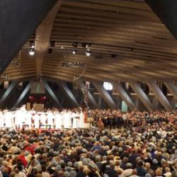 cérémonie d'acceuil 2008